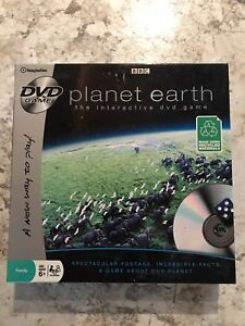 BBC Planet Earth DVD Game