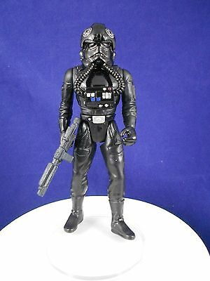 Star Wars Classic 1995 TIE Fighter Pilot  – Complete – Package Fresh - Loose