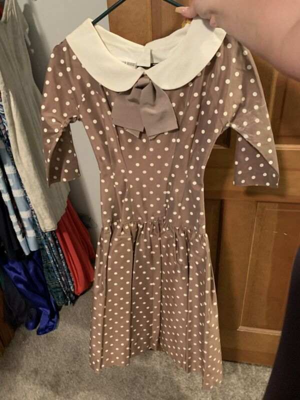 Pristine Vintage Clothing Lot Multiple Eras, Mainly 1950s/60s