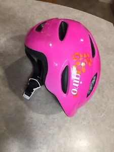 Baby girl /  toddler bike helmet