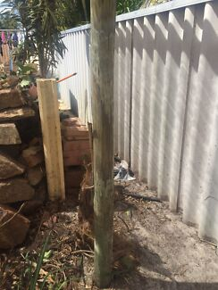 Timber permapole - you remove Seville Grove Armadale Area Preview
