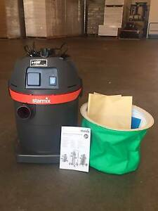 Starmix 32L Wet/Dry Vacuum/Dust Extractor Malaga Swan Area Preview