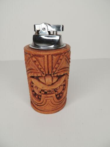 Vintage Tiki Bar Table Cigarette Lighter