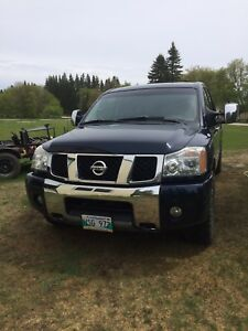2006 Nissan Titan off road edition