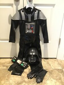 Darth Vader (from Disney Store) size 5/6