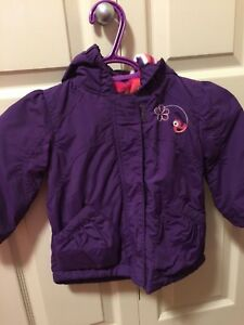 24 mos fall winter jackets EUC