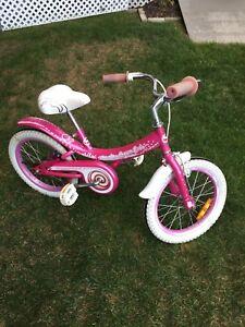 Vélo fille 14''