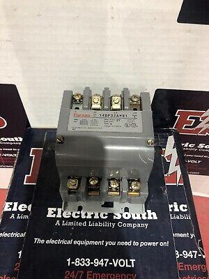 Furnas Contactor 14dp33a81 Size 1 27 Amp 120 Volt Coil