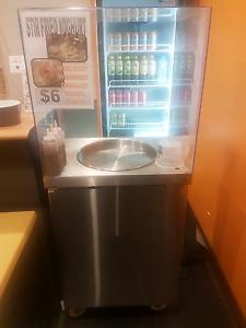Yoghurt Machine, as seen in Westfield Garden City Calamvale Brisbane South West Preview