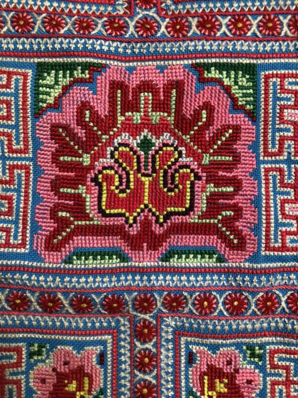 Hmong Chinese Apron Sev