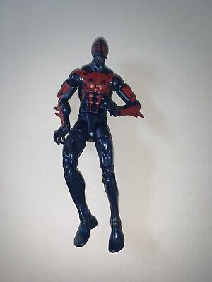 Marvel Legends Spiderman 2099 Loose Not Complete