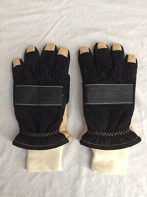 Fire-dex Fdxg1 Nfpa Firefighting Gloves Size Lg