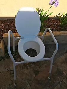 Over toilet aid - aluminium toilet frame Mosman Mosman Area Preview