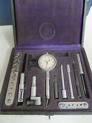 Interapid Compac Alina Denly 99 Comparator Drop Test Indicator Bore Gage Nf39