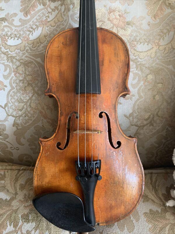 1/2 Vintage Violin