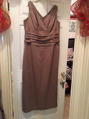 Davids Bridal Bridesmaid Dress 20W