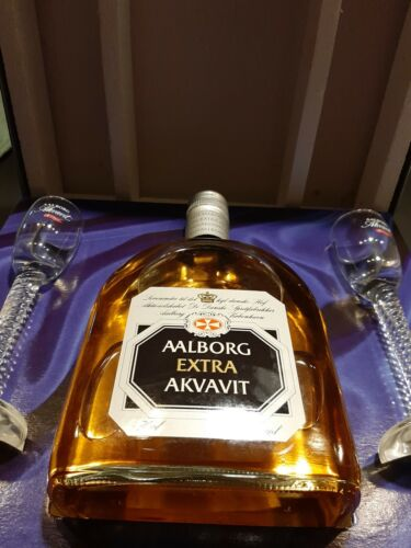 AALBORG EXTRA AQUAVIT In Geschenkbox, 70cl, 42%vol, Kellerfund