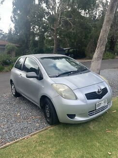 2006 Toyota Yaris Yr 5 Sp Manual 3d Hatchback Hawthorndene Mitcham Area Preview