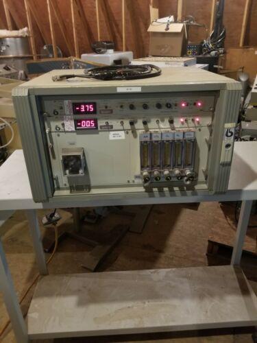 Bellco Glass Valley Instrument Fermenter Bioreactor Controller System