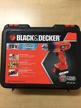 Black and Decker Cordless drill Hallett Cove Marion Area Preview