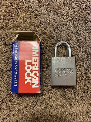 American Lock Padlock Series 3260