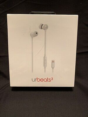 New in box headphones Beats by Dr. Dre urBeats 3 for iphone, iPad ipod In-Ear
