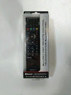 Sony Playstation 3 Blu-Ray Remote Control Bluetooth OEM PS3 Genuine   NEW SEALED