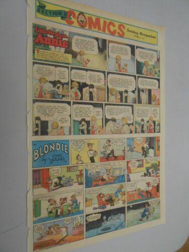 Sunday Comics- Dec. 17th, 1967- The Oregonian-Flintstones, Yogi Bear & More +++