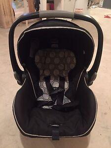 "Britax ""B-Safe"" infant car seat"