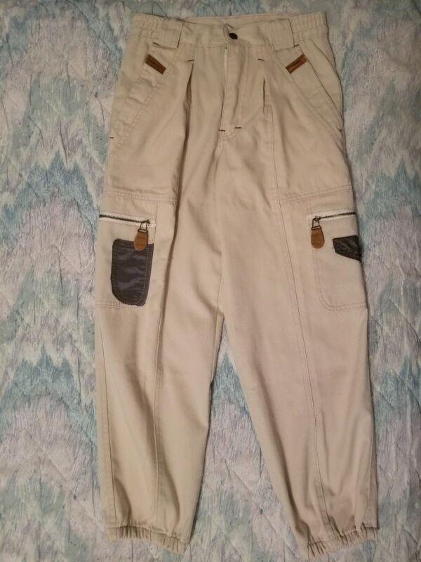 Vintage Boys Cotler Expedition Pants Size 10 Reg