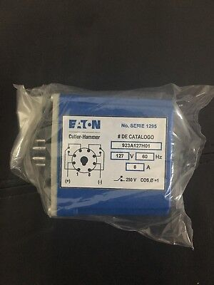 Eaton 923a127h01 True Off Time Delay Relay Timer