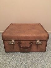 For Hire: Vintage suitcase - ideal for wedding, engagement party Fortitude Valley Brisbane North East Preview
