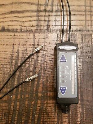 Used BANNER ENGINEERING R55FPGQ Fiber Optic Sensor R55F