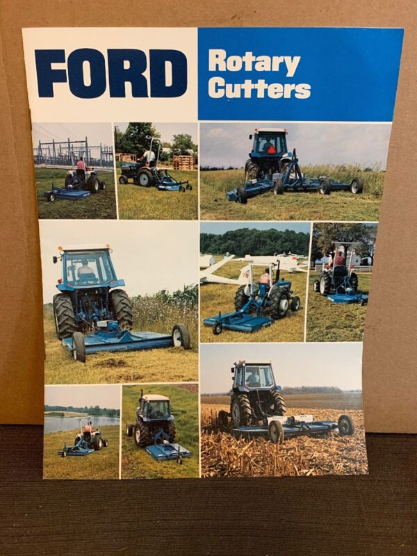 Ford Rotary Cutter Brochure
