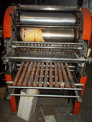 Ab Dick Printing Press Model 385