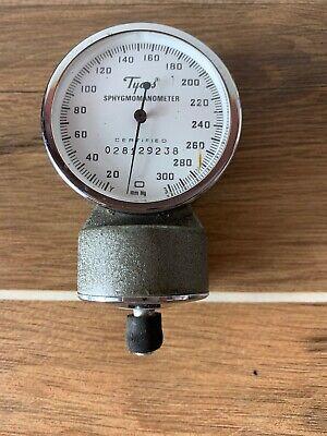 Vintage Tycos Sphygmomanometer Gauge Only