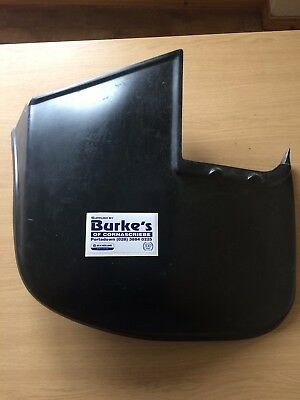 Ford New Holland Mudguard Extension Ford Super Q Cab - PACK 1 R/H 83960273, used for sale  Craigavon