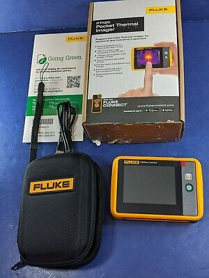 New Fluke Pti120 Pocket Ir Thermal Imager Imaging Camera Infrared