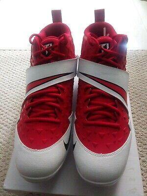 Nike Mens Force Trout 6 Pro MCS Baseball Cleats. Size 10.5