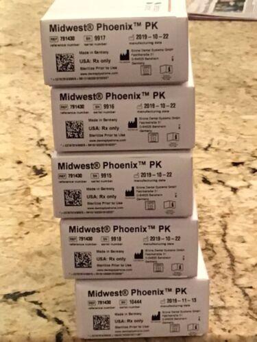 Midwest Phoenix PK,fiber optic Handpiece new unopened box, never used