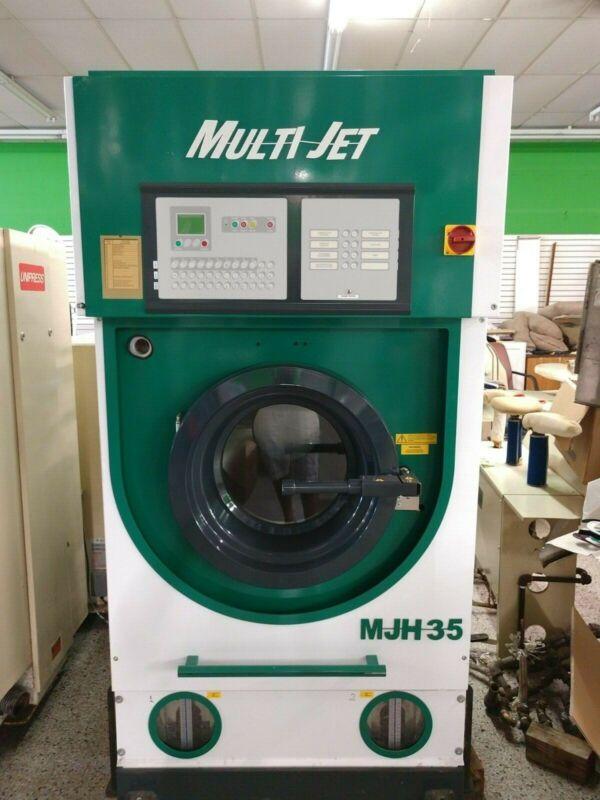 Dry cleaning machine RealStar KT 150, 35 pound hydrocarbon