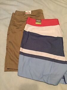 Ladies Izod Golf shorts