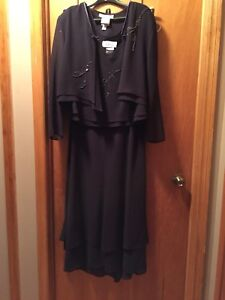Mother of the Bride Dress (sz 16)