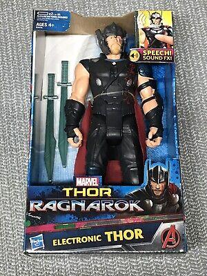 Marvel Legends Avengers Electronic Thor Ragnarok Action Figure New In Box