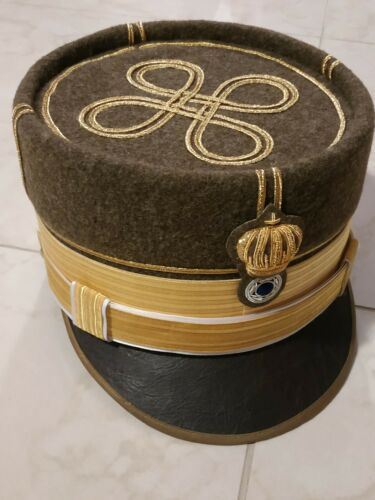 Greece - military hat of greek army general Balkan Wars 1912-1913 (reproduction)