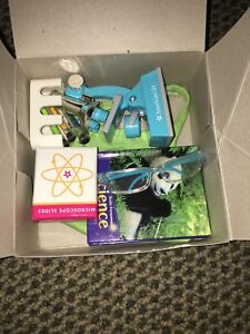 American Girl Doll Science Lab Set in Original Box