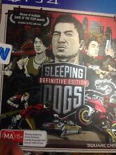 Sleeping dogs ps4 Avoca Beach Gosford Area Preview