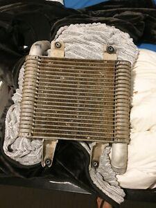 hyundai terrican crd turbo intercooler top mount, doesnt leak, gd cond
