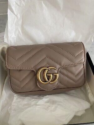 Gucci Super Mini Marmont Bag