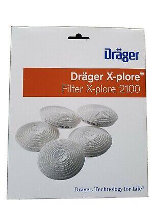 20 Stück FFP 3 Filter Dräger X-plore 2100 Filter FFP 3 R D/P100 P3 R